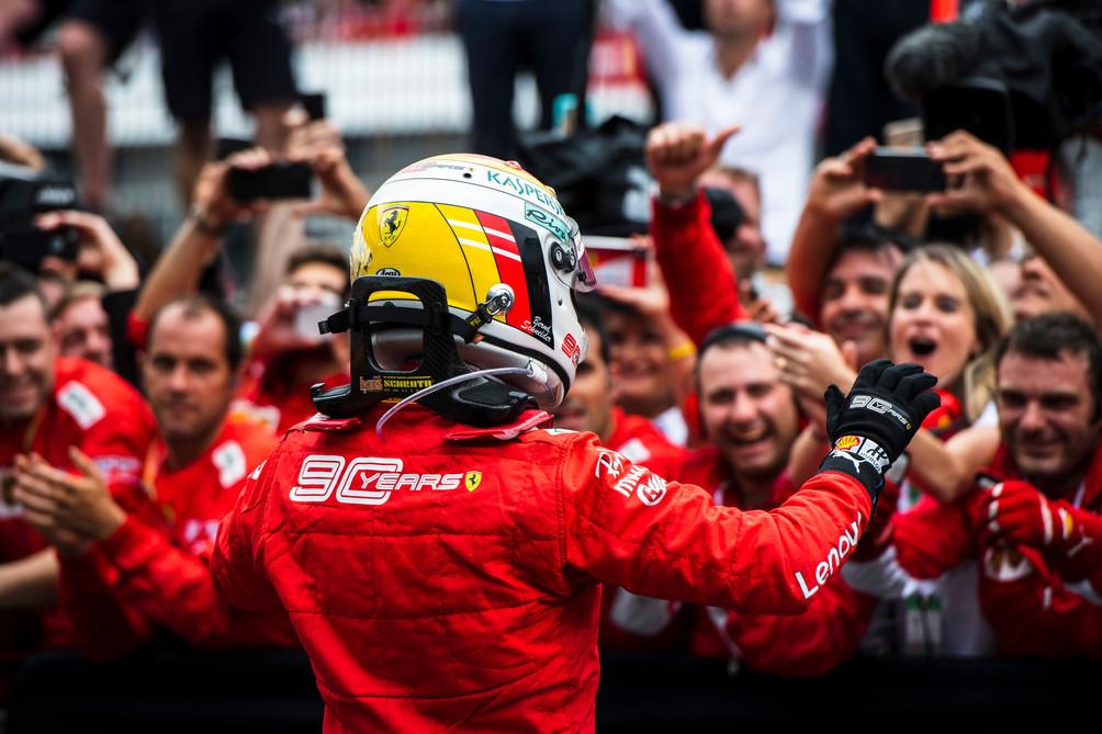 F.1 Germania, Vettel è tornato?