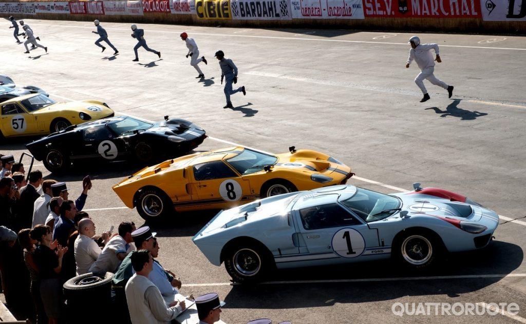 Le Mans ʹ66 mette gli uomini al centro